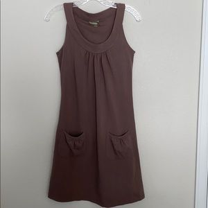 Athleta Organic Cotton Tank Dress Size S